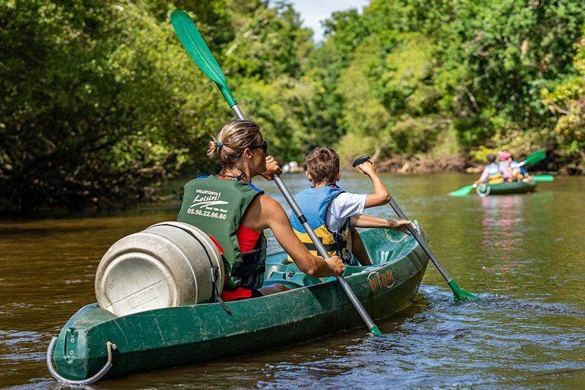 canoë kayak bordeaux