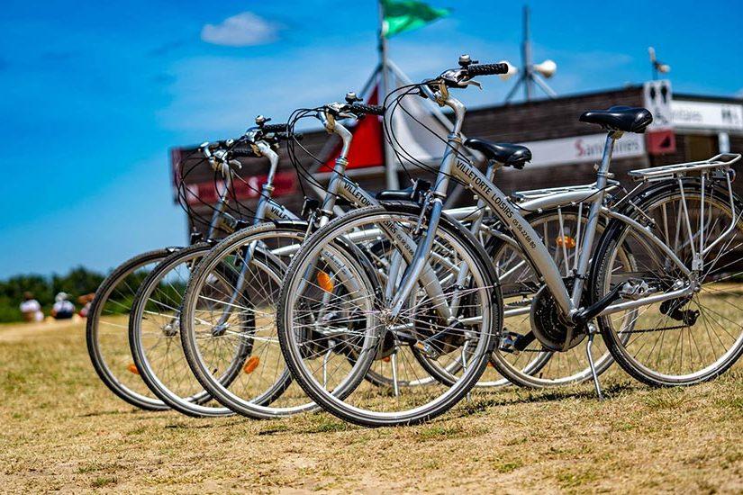 location de vélo Le Teich